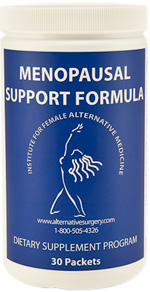 Menopausal Support Formula Supplement