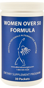 Women Over 50 Formula Supplement